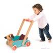 Fotografia, na której jest Szalony Piesek wózek chodzik - JANOD