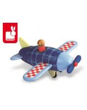 Samolot drewniany magnetyczny - JANOD