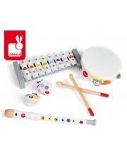 Zestaw instrumentów Confetti - JANOD