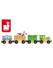 Farma pociąg drewniany - JANOD