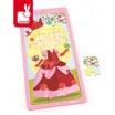 Fotografia, na której jest Puzzle drewniane Księżniczka Jessica - JANOD