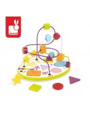 Pętla edukacyjna i puzzle - JANOD