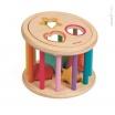 Fotografia, na której jest Sorter kształtów Kolory - JANOD