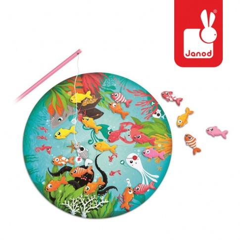 Fotografia, na której jest Aquanemo gra Łowienie rybek - JANOD