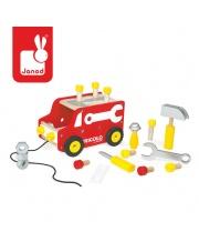 Ciężarówka z narzędziami do ciągnięcia Bricolo - JANOD