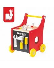 Wózek warsztat magnetyczny z narzędziami Bricolo - JANOD