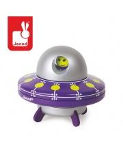 Statek UFO drewniany magnetyczny - JANOD