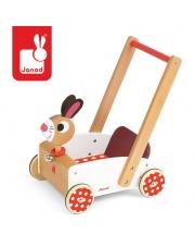 Szalony królik wózek chodzik - JANOD