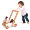 Fotografia, na której jest Szalony królik wózek chodzik - JANOD