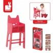 Fotografia, na której jest Krzesełko dla lalek Babycat - JANOD