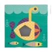 Fotografia, na której jest Sensoryczny sorter kształtów Ocean - JANOD