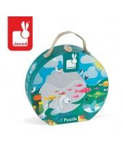 Puzzle w walizce Ocean - JANOD