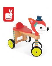 Rowerek czterokołowy Lisek Baby Forest - JANOD