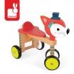 Fotografia, na której jest Rowerek czterokołowy Lisek Baby Forest - JANOD