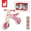 Fotografia, na której jest Rowerek biegowy różowy Little Bikloon 2+ - JANOD