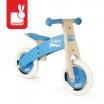 Fotografia, na której jest Rowerek biegowy niebieski Little Bikloon 2+ - JANOD