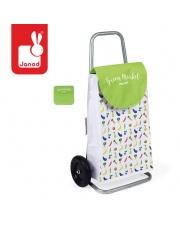 Koszyk wózek na zakupy - JANOD