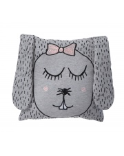 Poduszka Little Ms. Rabbit - ferm LIVING