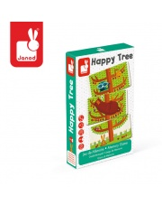 Gra pamięciowa Szczęśliwe drzewo - JANOD