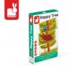 Fotografia, na której jest Gra pamięciowa Szczęśliwe drzewo - JANOD