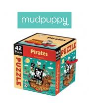 Mudpuppy Puzzle Piraci 42 elementy 3+