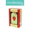 Fotografia, na której jest Mudpuppy Karty do nauki cyferek i liczenia Fiszki Owoce i warzywa 1+