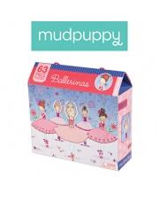 Mudpuppy Puzzle Baletnice 63 elementy 4+
