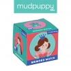 Fotografia, na której jest Mudpuppy Gra Mini Memory Księżniczka