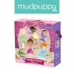 Fotografia, na której jest Mudpuppy Puzzle podłogowe Jumbo Baletnice 25 elementów 2+