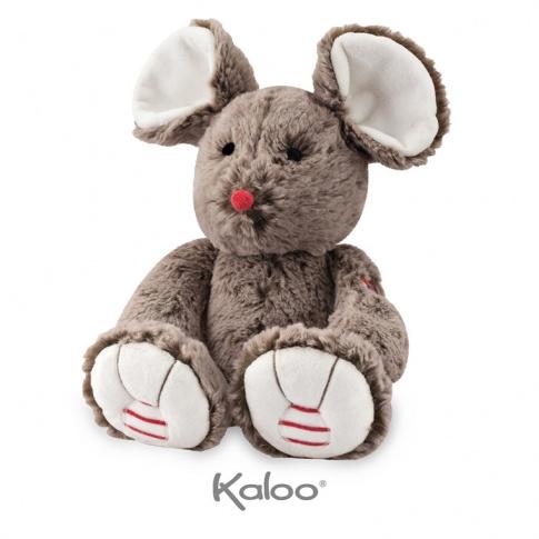 Fotografia, na której jest Kaloo Myszka czekoladowy brąz 31 cm kolekcja Rouge