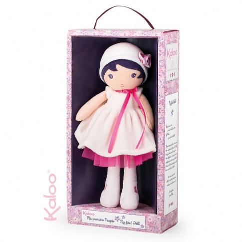 Fotografia, na której jest Kaloo Lalka Perle 32 cm w pudełku kolekcja Tendresse