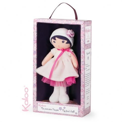 Fotografia, na której jest Kaloo Lalka Perle 25 cm w pudełku kolekcja Tendresse