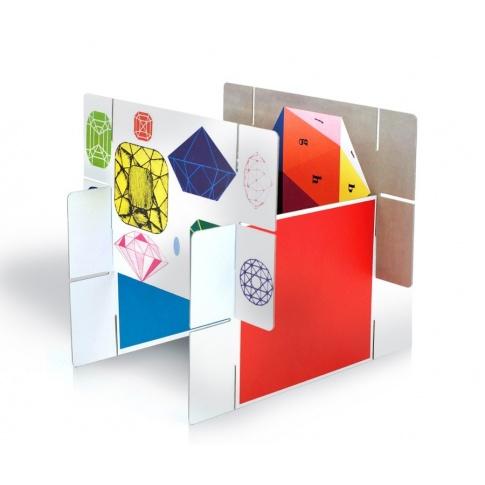 Fotografia, na której jest House of cards - Mon Petit Art | Giant