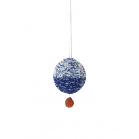 Fotografia, na której jest Pozytywka wisząca - ferm LIVING | Niebieska Kulka