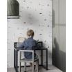 Fotografia, na której jest Krzesełko dla dziecka LITTLE ARCHITECT - różne kolory - ferm LIVING