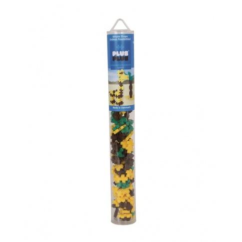 Fotografia, na której jest Klocki Plus-Plus, Mini Tuba Żyrafa - 100 szt
