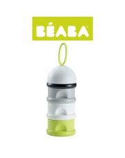 Beaba Pojemniki na mleko w proszku neon (opakowanie zbiorcze 6 szt.)