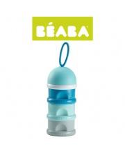 Beaba Pojemniki na mleko w proszku blue (opakowanie zbiorcze 6 szt.)