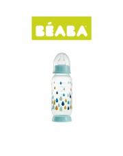 Beaba Butelka antykolkowa 240 ml Rainbow blue