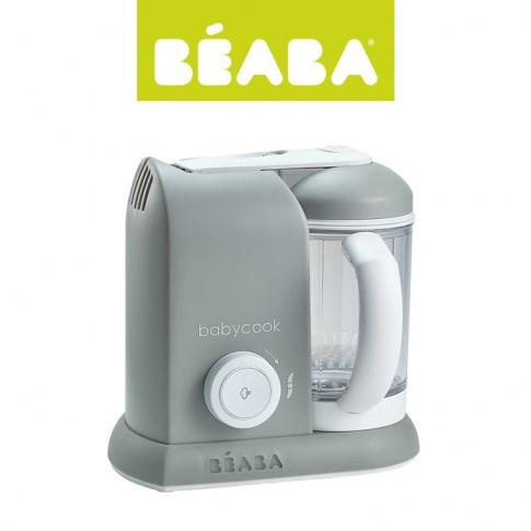 Fotografia, na której jest Beaba Babycook® grey