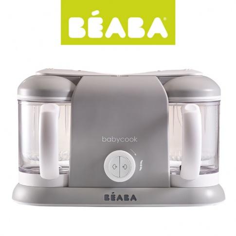 Fotografia, na której jest Beaba Babycook® Plus grey
