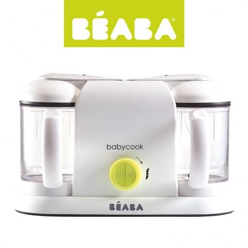 Fotografia, na której jest Beaba Babycook® Plus neon