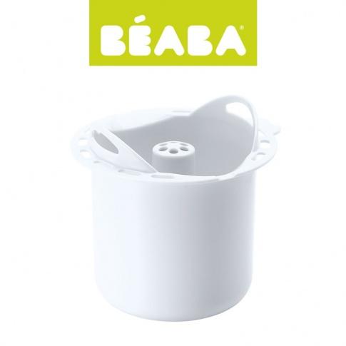 Fotografia, na której jest Beaba Koszyczek do gotowania makaronu Babycook® / Babycook® Plus white