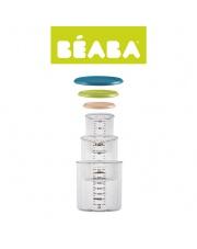 Beaba Zestaw słoiczków 3 szt. 120 ml, 240 ml oraz 420 ml