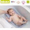Fotografia, na której jest Beaba Leżaczek do kąpieli dla niemowląt mineral