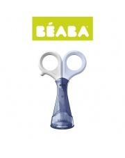 Beaba Nożyczki do paznokci w etui mineral (opakowanie zbiorcze 6 szt.)