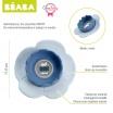 Fotografia, na której jest Beaba Termometr do kąpieli Lotus grey/blue