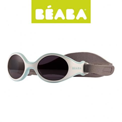 Fotografia, na której jest Beaba Okularki Baby XS aqua
