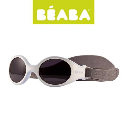Fotografia, na której jest Beaba Okularki Baby XS light blue
