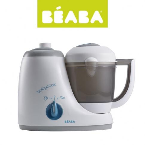 Fotografia, na której jest Beaba Babycook® Original grey/blue